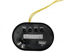 Radio do Auta na Akumulator USB SD