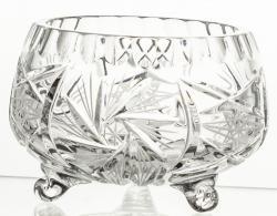 Owocarka kryształowa na nóżkach (13873)