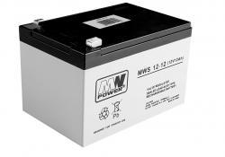 Akumulator Żelowy do Auta na Akumulator 12V 12Ah