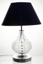 Elegancka lampa stołowa stojaca