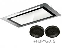 ELICA HIDDEN IXGL/A/60 - filtry + dostawa gratis !