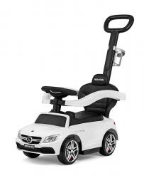 Milly Mally Pojazd MERCEDES-AMG C63 Coupe White