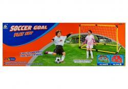 Zestaw Bramka Piłkarska Piłka Nożna