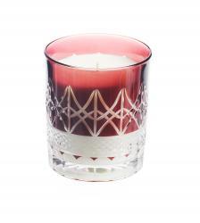 Szklanka świeca kryształowa zapachowa Casablanca Pasion (13025)
