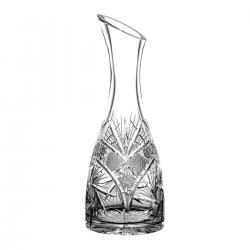 Karafka kryształowa do wina wody 05640
