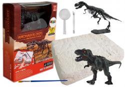 Zestaw Wykopaliska Szkielet Model Dinozaur Tyranozaur Rex