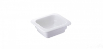 GastroSUS Cellana pojemnik porcelanowy GN 2/3 35,5 x 32,5 x 6,5 cm około 5,50 l 167120-23-65