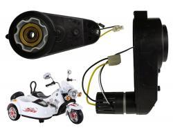 Silnik + Przekładnia 12V 10000RPM do pojazdu SX138