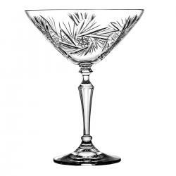 Kieliszki do martini szampana kryształ 6 sztuk (2325)
