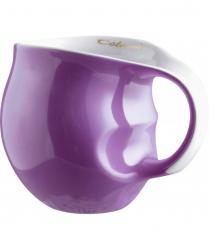 Colani kubek z uchwytem 0,28L lilac