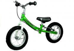 Rower Biegowy CARLO Do Odpychania Zielony