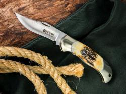 Nóż Boker Solingen Junior Scout Hirschhorn