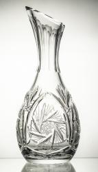 Karafka kryształowa do wina wody (10595)