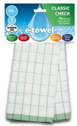 E-cloth ?ciereczka z mikrofibry i bawe?ny do kieliszków Green CC E20168