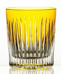 Szklanki kryształowe do whisky kolorowe 6 szt. (07484)