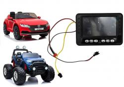 LCD MP4 do Auta na Akumulator Ford Ranger Arteon