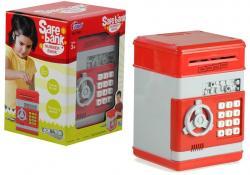 Sejf Bankomat Safe Bank Efekty Dźwiękowe