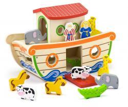 Viga 51625 Sorter kształtów Arka Noego
