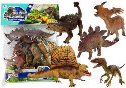 Zestaw Zwierząt Dinozaury 6 elementów w Worku