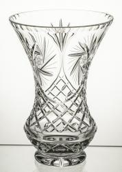 Wazon kryształowy na kwiaty (13942)