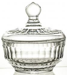 Bomboniera pojemnik kryształowy (11410)