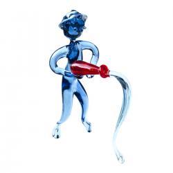 Figurka szklana wodnik znak zodiaku na prezent 3636