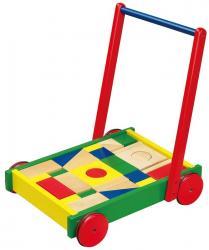 Viga 50306b Chodzik dla dzieci z klockami