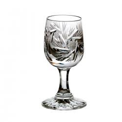 kieliszki do wódki kryształowe 6 sztuk 1320
