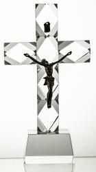 Krzyż kryształowy dewocjonalia (14286)