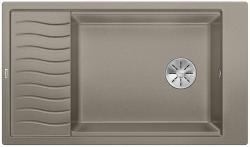 BLANCO ELON XL 8 S Silgranit PuraDur Tartufo odwracalny, InFino, kratka ociekowa