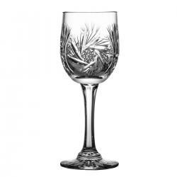 Kieliszki do wina kryształowe 6 sztuk 0204