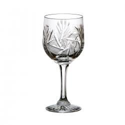 Kieliszki do wina kryształowe goblet 6 szt 0210