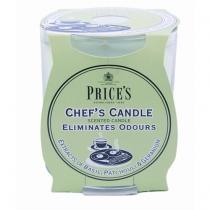 Price's Candles zapachowa świeca w słoiczku CHEF'S