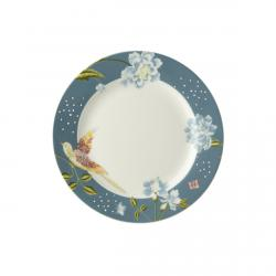 Laura Ashley Heritage 18cm talerz porcelanowy W180436 Seaspray Uni