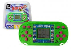 Gra Elektroniczna Brick Tetris Zielona