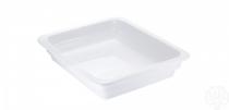 GastroSUS Cellana pojemnik porcelanowy GN 1/2 32,5 x 26,5 x 6,5 cm około 3,30 l 167120-12-65