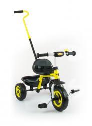 Milly Mally Rowerek Turbo Yellow