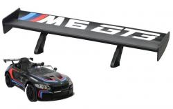 Spoiler do pojazdu na akumulator BMW M6 GT3