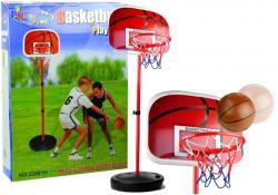 Duży Zestaw Do Gry w Koszykówkę Kosz + Piłka