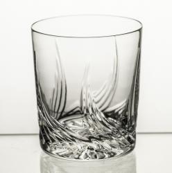 Szklanki kryształowe do whisky lowball 6 sztuk 5783