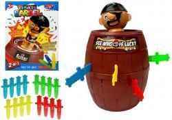 Gra Ukłuj Pirata Wyskakujący Pirat