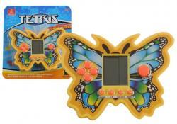 Gra Elektroniczna Tetris Motyl Żółty