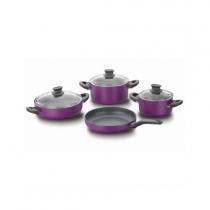 Korkmaz LINA Purpura A1298 komplet 7 elementowy - dostawa 24h gratis!