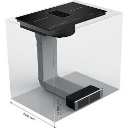 Zestaw montażowy FRANKE do pracy w trybie recyrkulacji (cokół 10cm) do FMY 839 HI (112.0539.570)