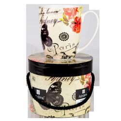 Ashdene Kubek porcelanowy 16216