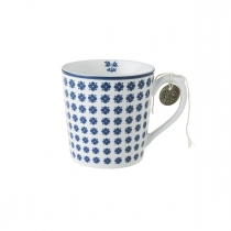 Laura Ashley kubek porcelanowy W178237 Humble Daisy 0,32 l.