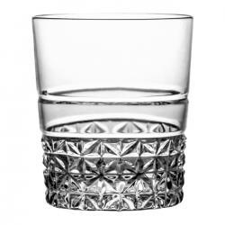 Szklanki do whisky 6 sztuk kryształowe (05930)