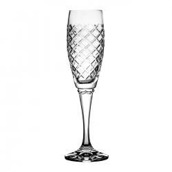 Kieliszki do szampana kryształowe 6 sztuk caro (10374)
