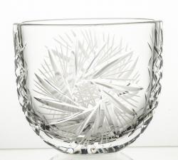 Wazon kryształowy wazonik