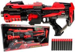 Karabin Maszynowy 46cm Strzałki Piankowe Pistolet
